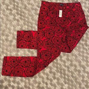🆕 PLACE Ruby Jeggins Floral Print Size 14